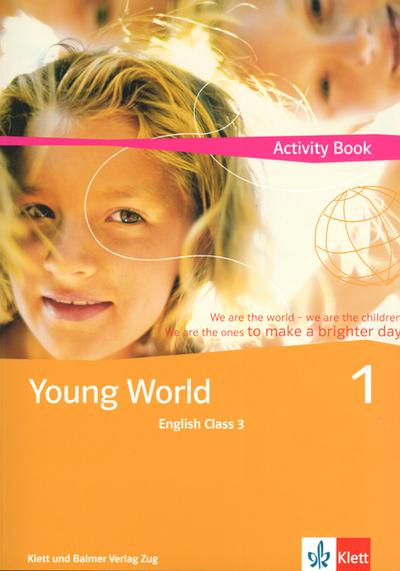 Young World 1. English Class 3: Activity Book