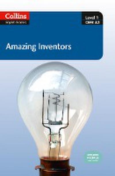 amazing-inventors-a2-collins-english-readers-, 8.04 EUR @ regalfrei-de