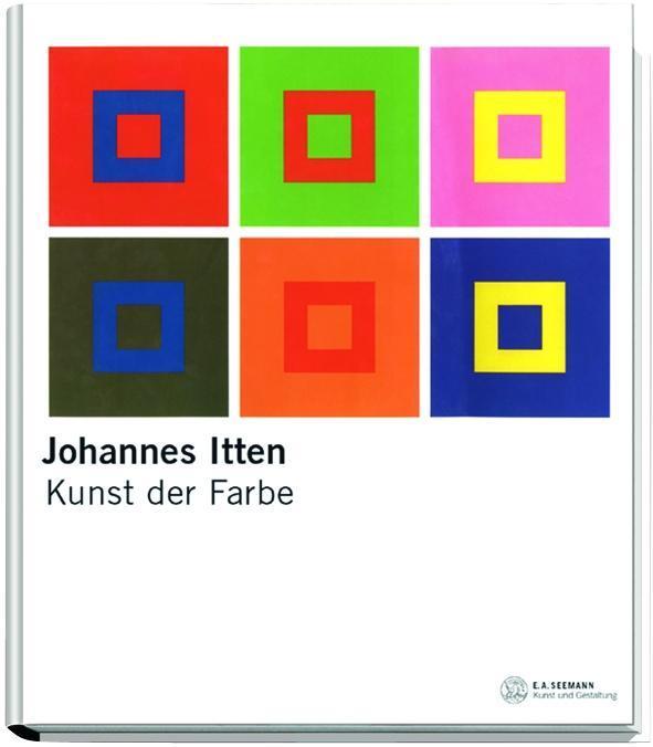 kunst der farbe johannes itten eur 120 00 picclick de. Black Bedroom Furniture Sets. Home Design Ideas