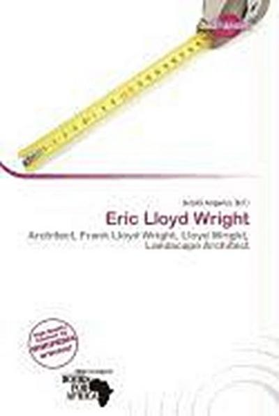 ERIC LLOYD WRIGHT