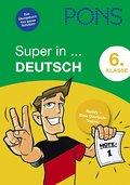 PONS Super in Deutsch, 6. Klasse: Buddy - Dein Deutsch-Trainer