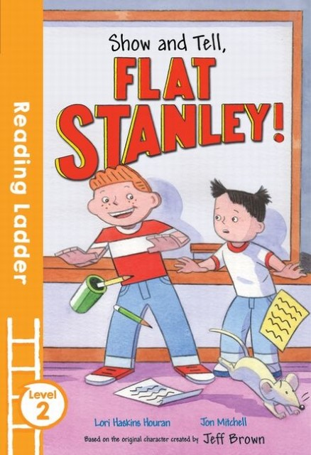 Show-and-Tell-Flat-Stanley