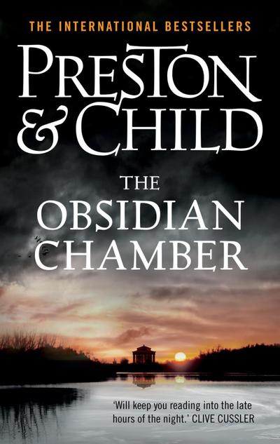 the-obsidian-chamber-agent-pendergast-band-16-