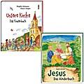 'Unsere Kirche« und 'Jesus'. 2er Set