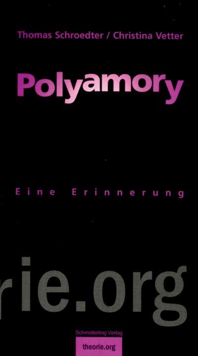Polyamory: Eine Erinnerung