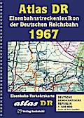 Eisenbahnstreckenlexikon der DDR 1967
