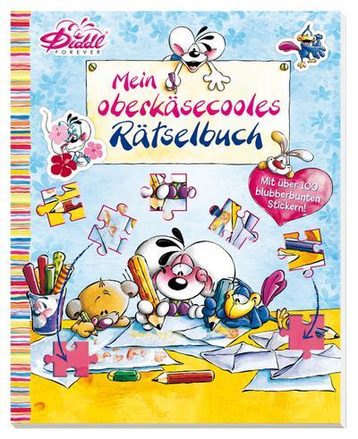 Diddl: Mein oberkäsecooles Rätselbuch