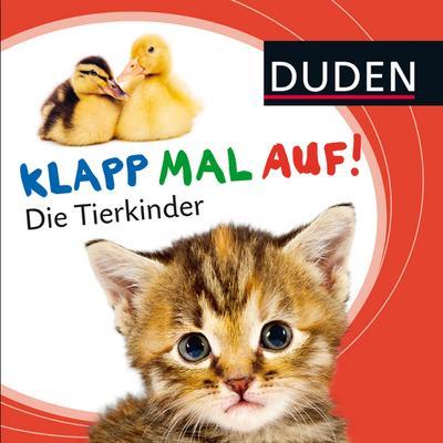 Duden: Klapp mal auf! Tierkind