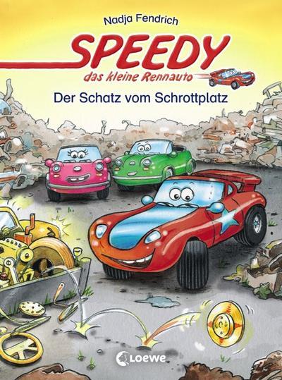 Speedy-Der Schatz
