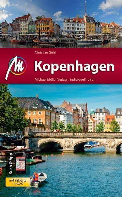 Kopenhagen MM-City: Reiseführer mit vielen praktischen Tipps und kostenloser App.