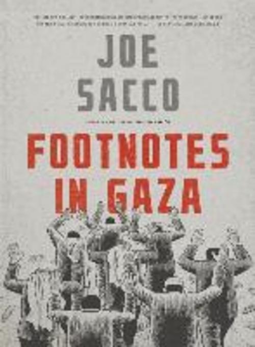 Footnotes-in-Gaza-Joe-Sacco