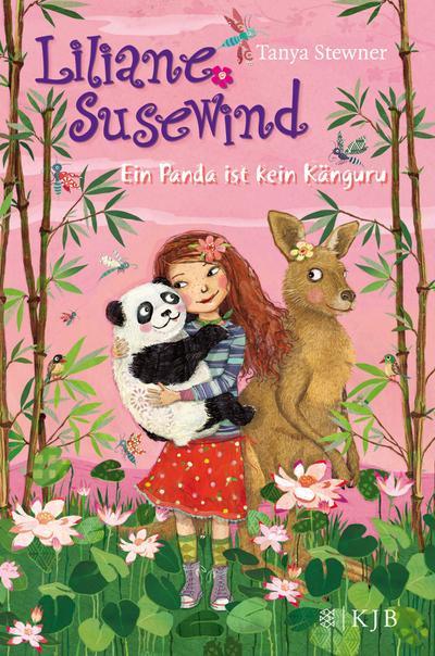 Liliane Susewind – Ein Panda ist kein Känguru (Liliane Susewind ab 8, Band 6)