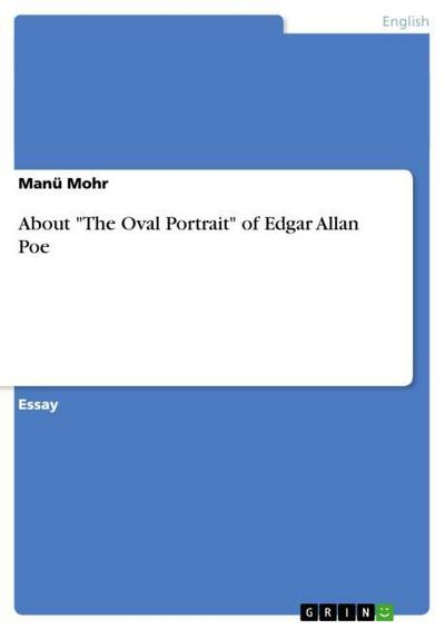 the oval portrait essays