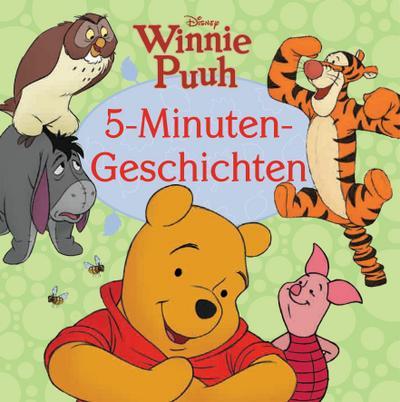disney-5-minuten-geschichten-winnie-puuh, 6.22 EUR @ regalfrei-de