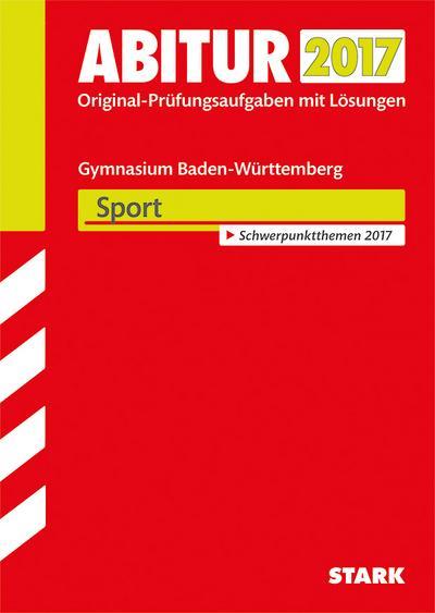 Abiturprüfung Baden-Württemberg - Sport