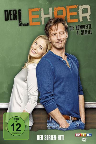 Der Lehrer - die komplette 4. Staffel (RTL)