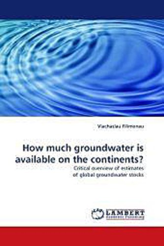 How-much-groundwater-is-available-on-the-continents-Viach-9783838346526