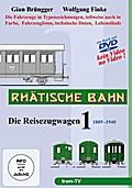 RHÄTISCHE BAHN Die Reisezugwagen Teil 1 1889 - 1940