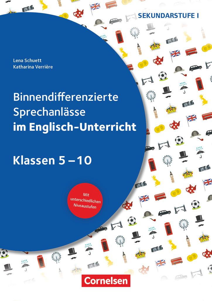 NEU Binnendifferenzierte Sprechanlässe im Englisch-Unterricht - Klass... 153466