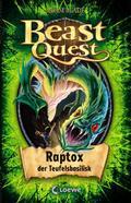 Beast Quest - Raptox, der Teufelsbasilisk: Ba ...
