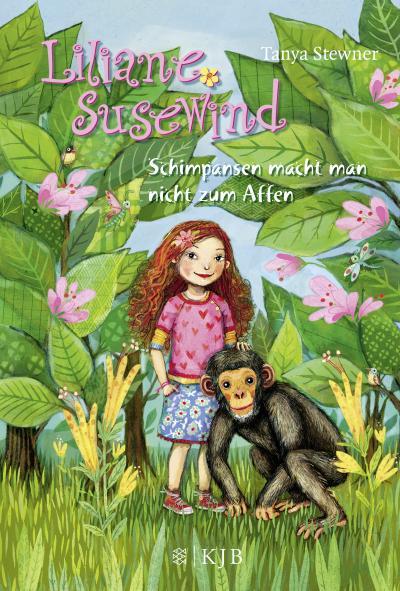 Liliane Susewind, Schimpansen