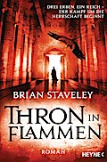 Thron in Flammen: Roman (Thron-Serie, Band 2)