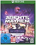 Agents of Mayhem, 1 XBox One-Blu-ray Disc (Day One Edition)