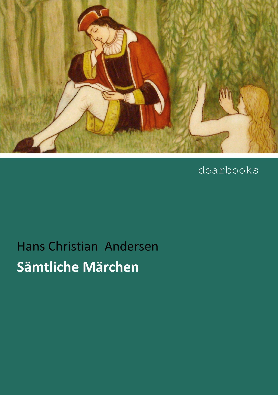 Saemtliche-Maerchen-Hans-Christian-Andersen