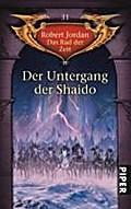 Das Rad der Zeit 31. Der Untergang der Shaido