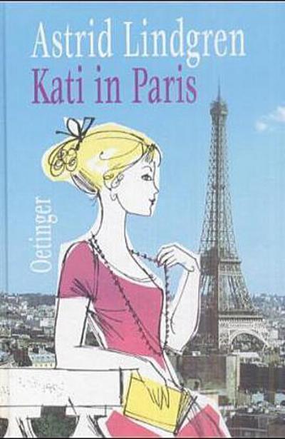 Kati in Paris.