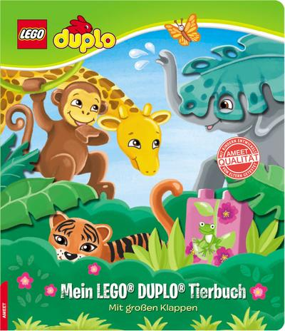 Mein LEGO Duplo Tierbuch
