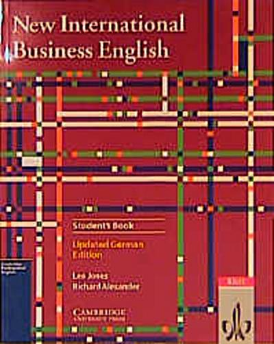 new-international-business-english-student-s-book-deutsche-ausgabe-