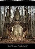 9783665615932 - Katharina Hubner: Spiegelwelten - Das Tor zur Anderswelt (Wandkalender 2018 DIN A3 hoch) - Einblick in die multidimensionale Welt der Natur (Monatskalender, 14 Seiten ) - كتاب