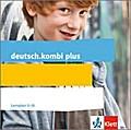 deutsch.kombi plus. Lernplan 5. Schuljahr. Allgemeine Ausgabe