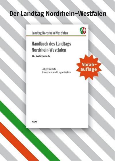 landtag-von-nordrhein-westfalen-16-wahlperiode-sonderausg-