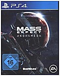 Mass Effect, Andromeda, PS4-Blu-ray Disc