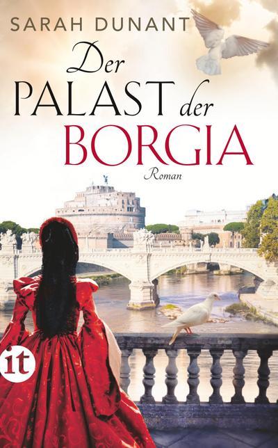 Der Palast der Borgia: Roman (insel taschenbuch)