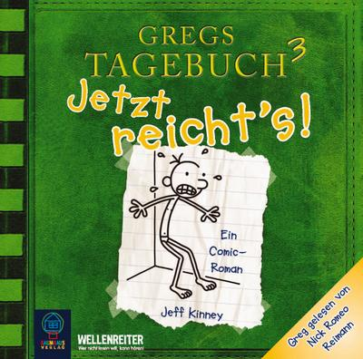 Gregs Tageb.- Jetzt CD