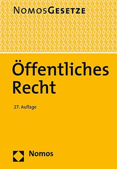 offentliches-recht-textsammlung-rechtsstand-20-august-2018