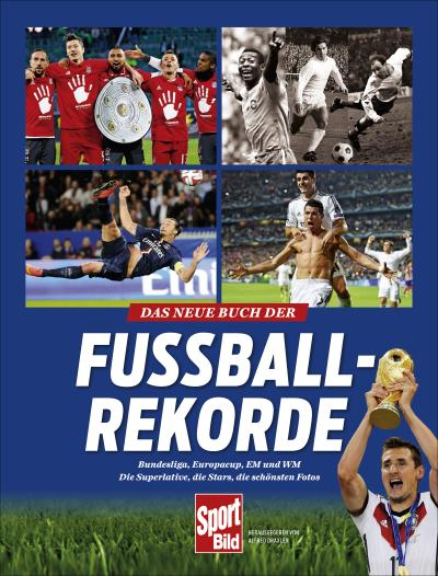 Das neue Buch der Fußball-Rekorde