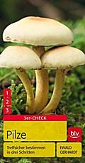 Pilze; Treffsicher bestimmen in drei Schritte ...