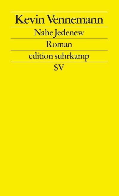 Nahe Jedenew: Roman (edition suhrkamp)