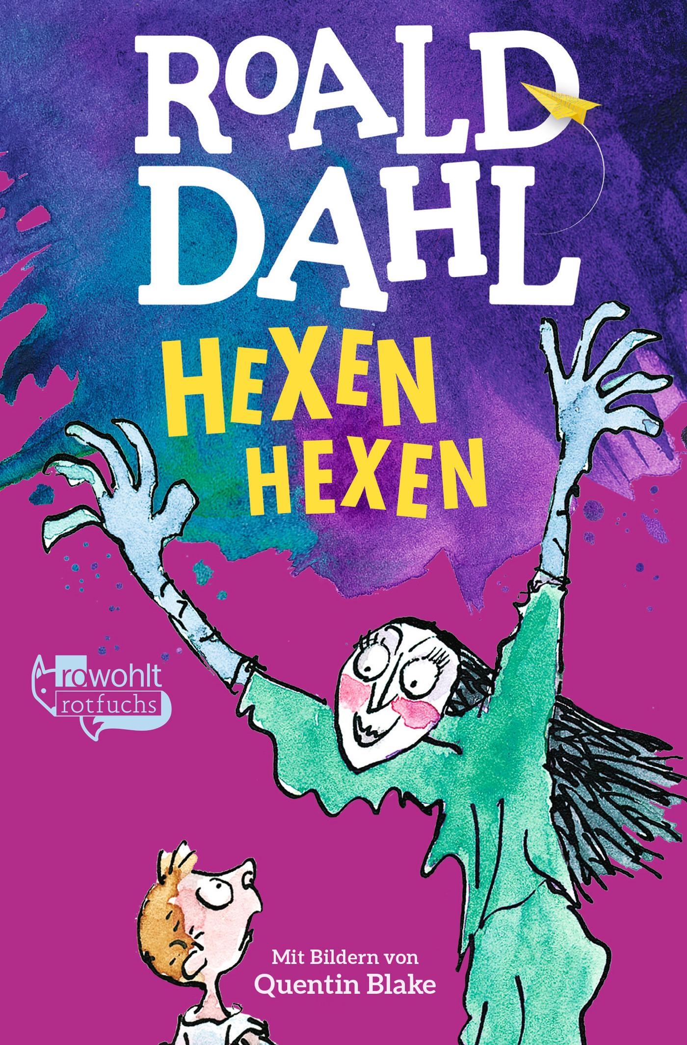 NEU Hexen hexen Roald Dahl 205873