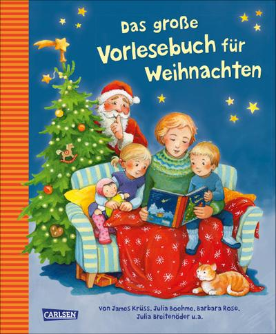 Das große Vorlesebuch für Weihnachten: Sammelband mit 27 Geschichten