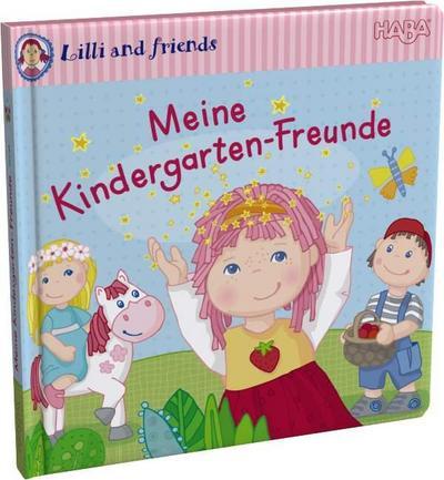 haba-300198-freundebuch-lilli-and-friends-meine-kindergarten-freunde