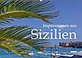 9783665915704 - M. Polok: Impressionen aus Sizilien (Wandkalender 2018 DIN A2 quer) - Eine Reise durch Sizilien. (Monatskalender, 14 Seiten ) - كتاب
