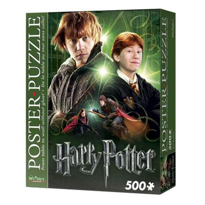 wrebbit-3d-wpp-5004-harry-potter-poster-puzzle-ron-weasly-500