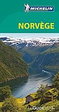 Michelin Le Guide Vert Norvège