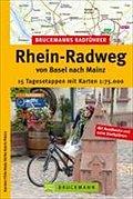 Rhein-Radweg Basel nach Mainz (Bruckmanns Rad ...