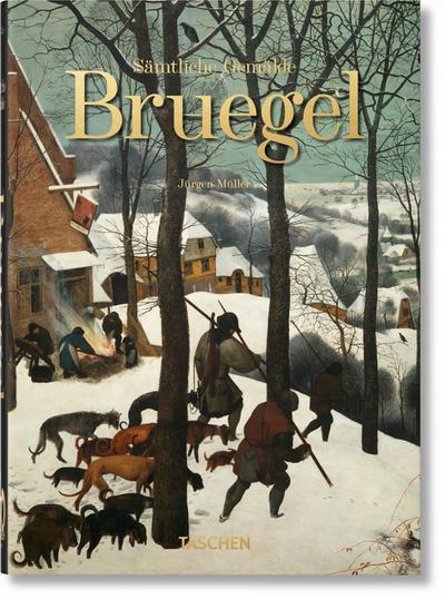 Bruegel. Sämtliche Gemälde. 40th Anniversary Edition